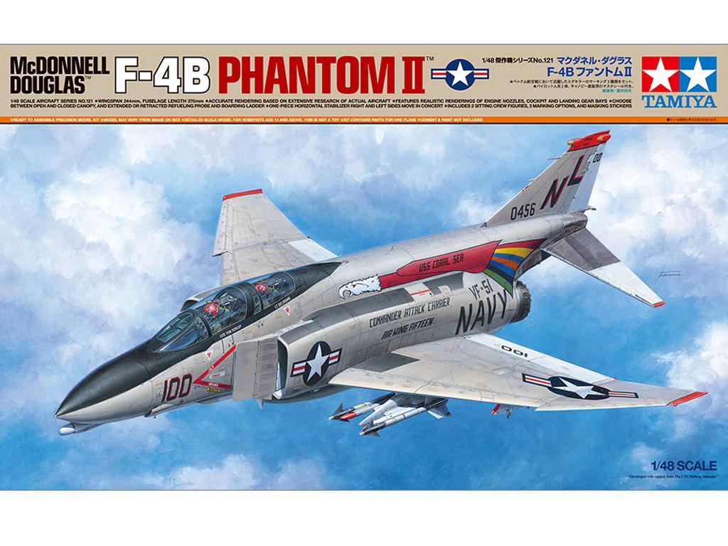 F-4B Phantom II (Vista 1)