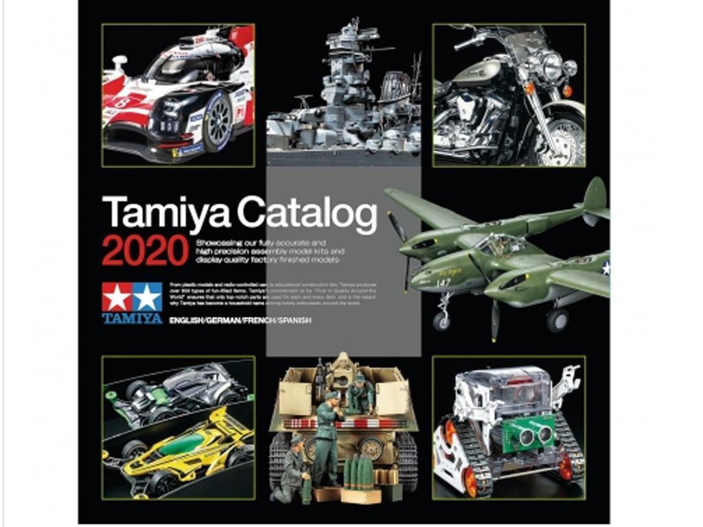 Catalogo Tamiya 2020 (Vista 1)