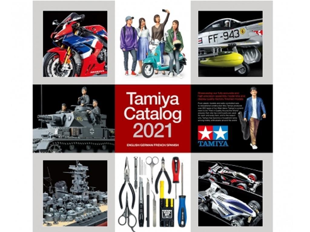 Catalogo Tamiya 2021 (Vista 1)