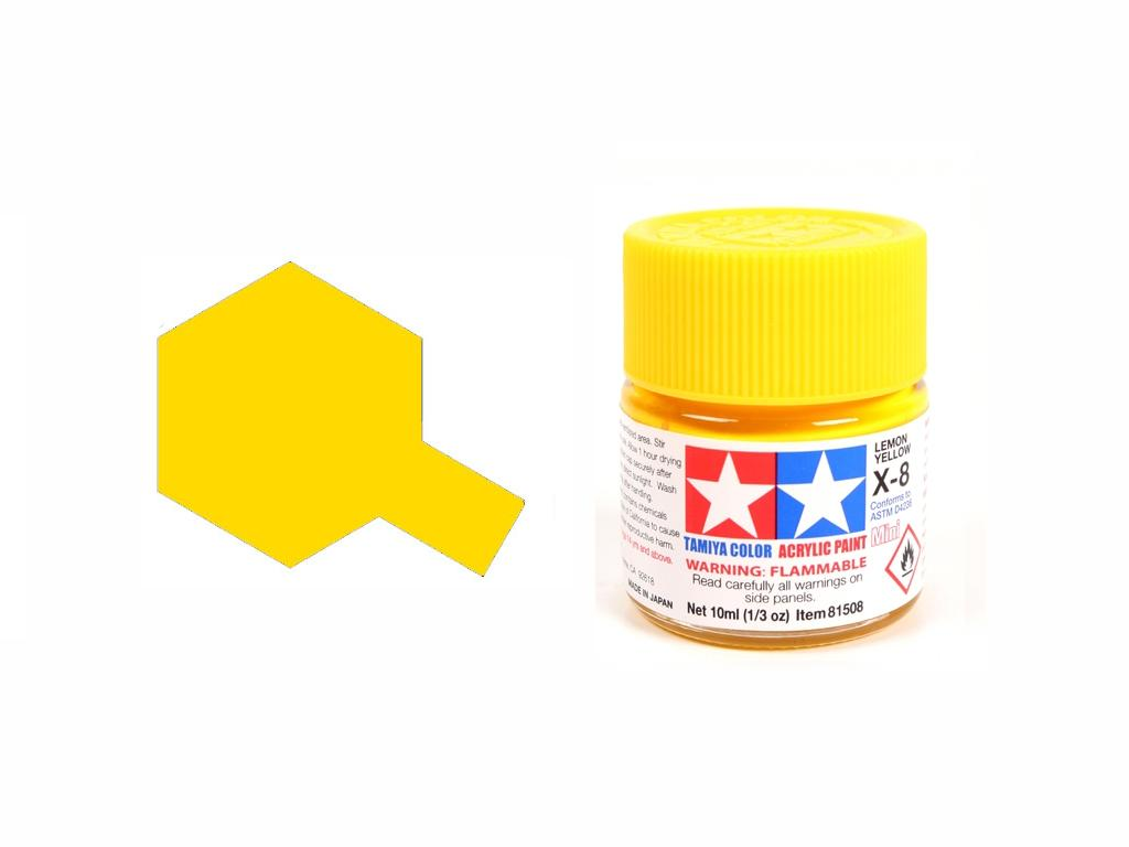 Amarillo  Limon X-8 (Vista 1)
