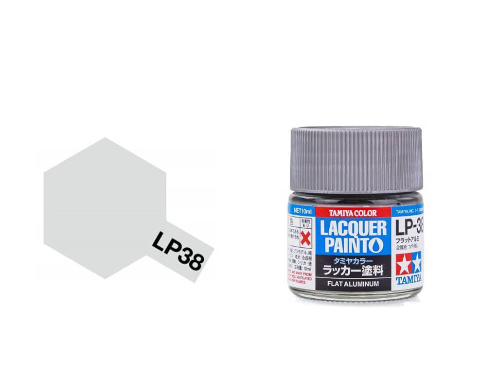 LP-38 Aluminio Mate (Vista 1)