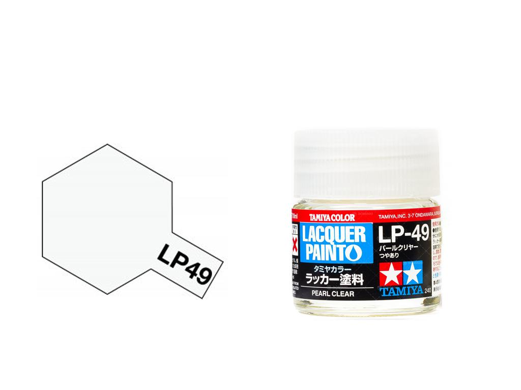 LP-49 Perla Transparente (Vista 1)