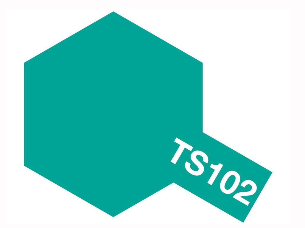 Verde Cobalto TS-102 (Vista 1)