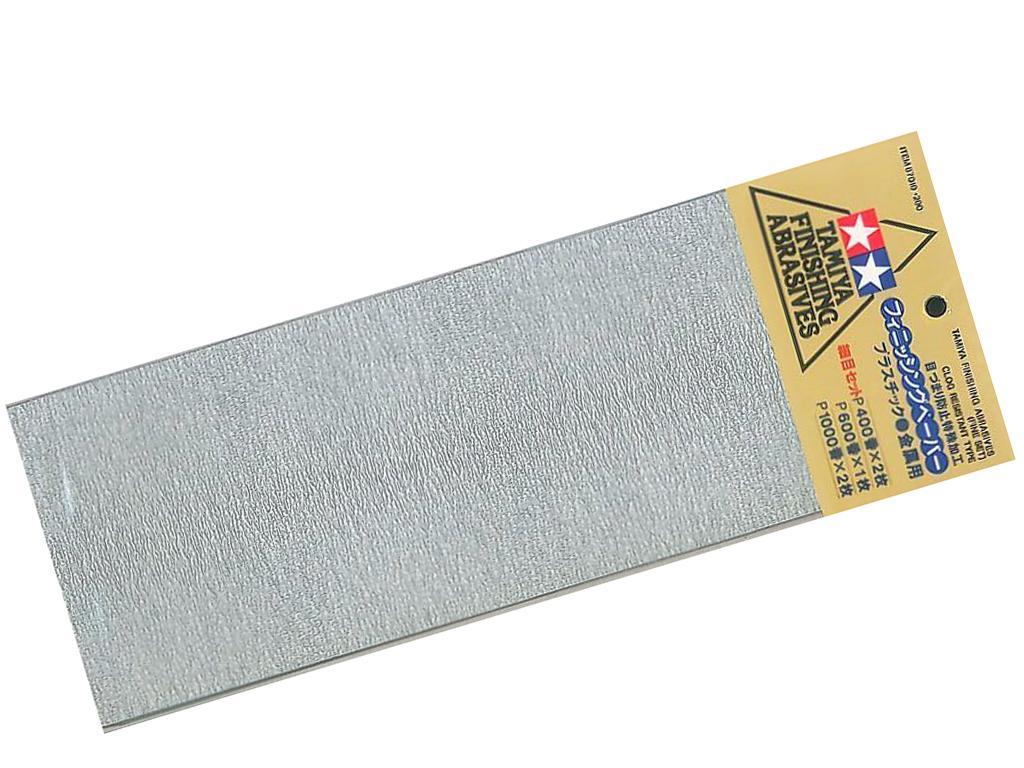 Papel lija grano fino (Vista 1)