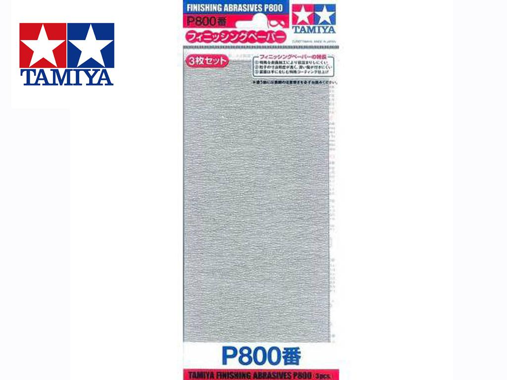 Papel lija P800 (Vista 1)