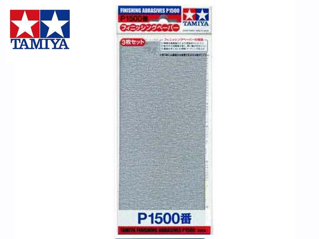 Papel Lija P1500 (Vista 1)
