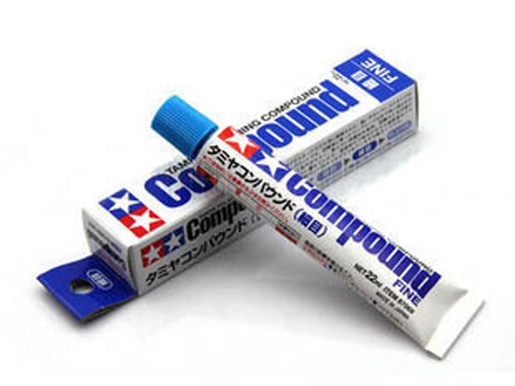 Tamiya Polishing Compound (Fine) (Vista 1)
