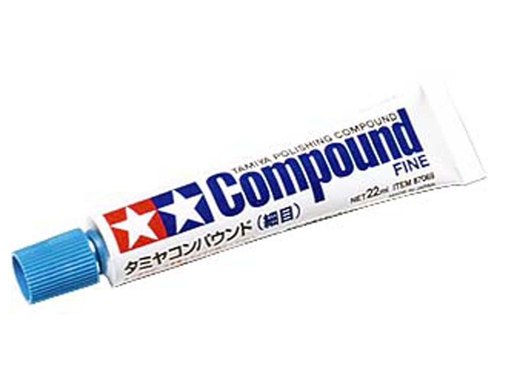 Tamiya Polishing Compound (Fine) (Vista 2)