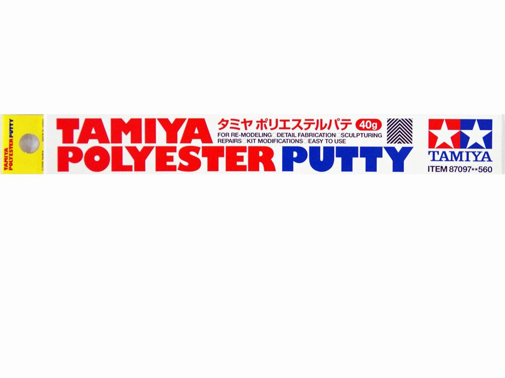 Polyester Putty  (Vista 2)