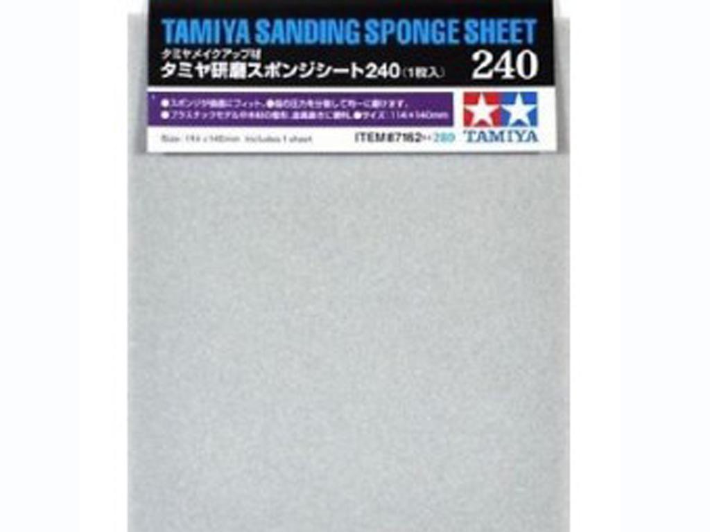 Esponja de lijado 240 (Vista 1)