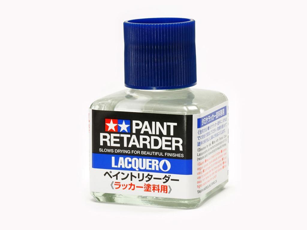 Paint Retarder Lacquer (Vista 1)