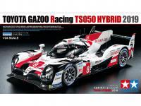 Toyota Gazoo Racing TS050 Hybrid 2019 (Vista 11)