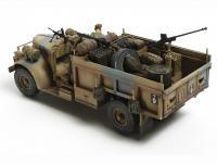 British LRDG Command Car - North Africa (Vista 8)