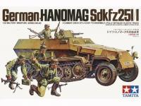 German Hanomag Sd.Kfz. 251/1 (Vista 3)