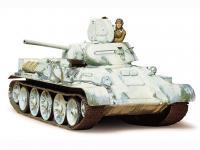 Tanque Ruso T34/76 (Vista 10)