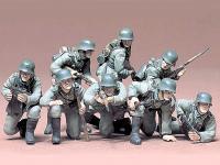 Panzer Grenadiers Alemanes (Vista 6)