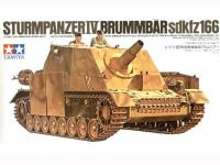 Sturmpanzer IV Brummbar (Vista 3)