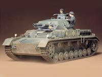 Panzer IV Aleman Ausf. D (Vista 4)
