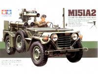 U.S. M151A2 Lanzador de misiles (Vista 3)