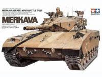 Israeli Merkava I MBT (Vista 3)