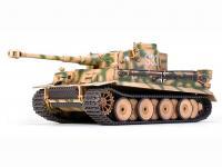 Tanque Aleman Tiger I ultima versión (Vista 4)