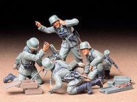 Equipo mortero Alemán (Vista 4)