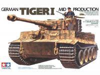 German Tiger I Mid Production (Vista 3)