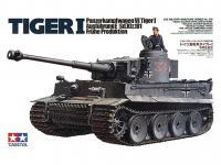 Panzerkamp wagen VI Tiger I (Vista 3)