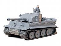 Panzerkamp wagen VI Tiger I (Vista 4)