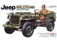 Jeep Wilys MB 1/4 Ton 4x4 Truck (Vista 2)