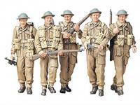 Infantería Británica (Vista 4)
