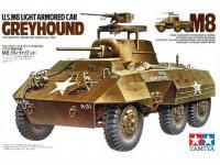U.S. M8 Light Aarmored Car Greyhound (Vista 3)
