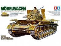 FlakPanzer IV Mobelwagen 37mm (Vista 7)