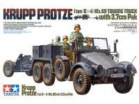 Krupp Protze  1 Ton. 6x4 Kfz.69 Towing T (Vista 10)