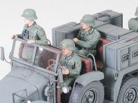 Krupp Protze  1 Ton. 6x4 Kfz.69 Towing T (Vista 14)