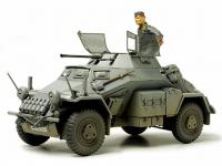 German Armored Car Sd. Kfz. 222 (Vista 5)