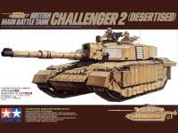 Bristish Challenger 2 (Desertised) (Vista 7)