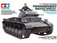 Panzer II Ausf.A/B/C Campaña Frances (Vista 9)