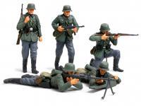 Infanteria Alemana Frente Frances (Vista 4)