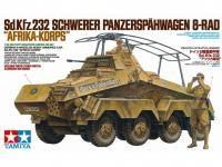 Sd.Kfz.232 Africa-Korps (Vista 5)