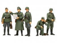 German Field Commander Set (Vista 9)