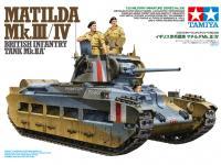 Matilda Mk.III/Iv British Infantry Tank (Vista 8)