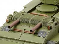 Russian Tank BT-7 Model 1935  (Vista 9)