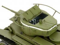 Russian Tank BT-7 Model 1935  (Vista 11)