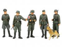 Policia  Militar Alemana (Vista 4)
