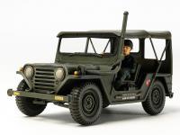 U.S. M151A1 Vietnam War (Vista 7)