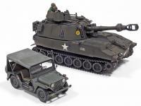 U.S. M151A1 Vietnam War (Vista 10)