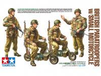 British Army Airborne soldiers small mot (Vista 6)