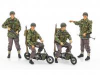 British Army Airborne soldiers small mot (Vista 7)