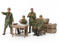 Oficiales Japoneses (Vista 6)